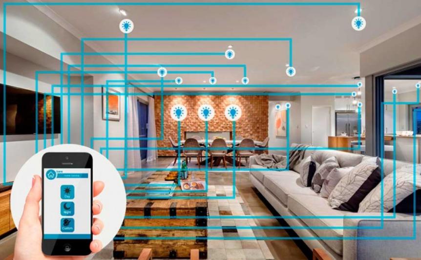 exemplos de automação residencial
