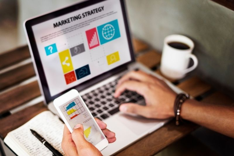 Invista em seu marketing digital
