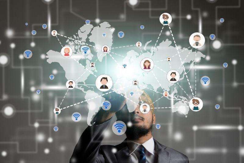 Valorize o networking